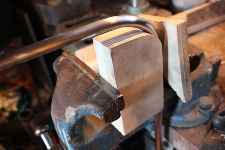 Back and Arm Rest Supports Bending
