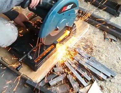 Welding Metal Frame