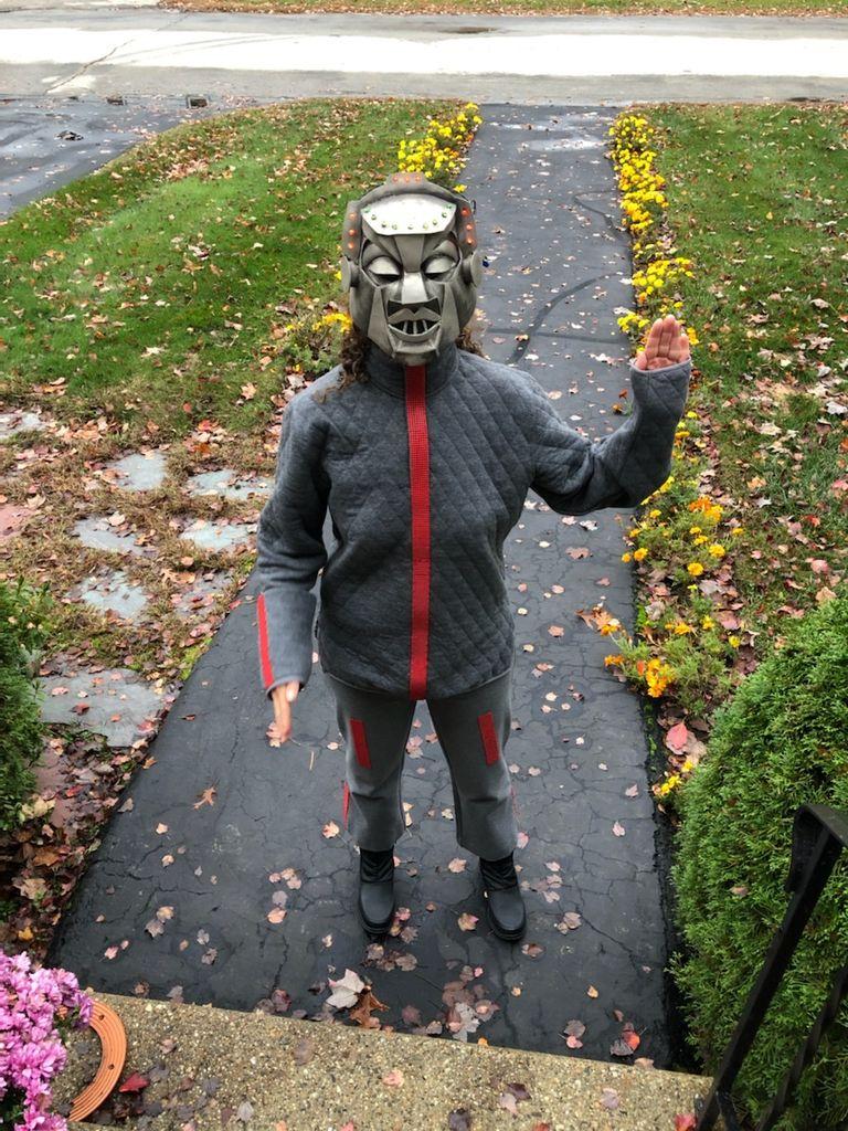 Picture of Domo Arigato, Mr. Roboto Costume