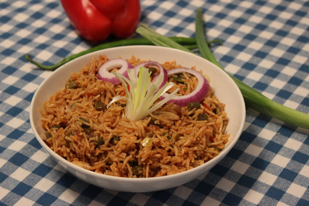 Picture of For Indo Chinese Stir Fried Rice ;