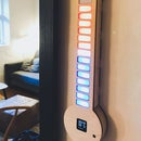 Digital RPi LED Thermometer