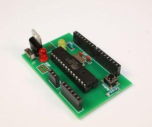 Explorer Uno PCB Template