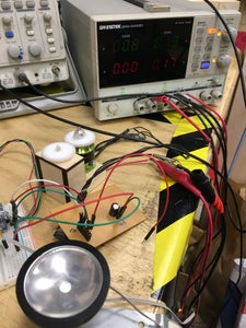 Boost Converter for Small Wind Turbines