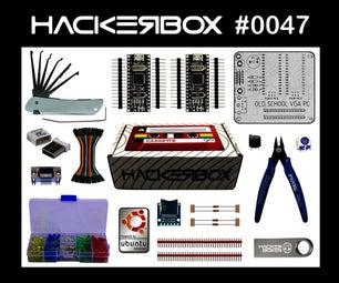 HackerBox 0047: Old School