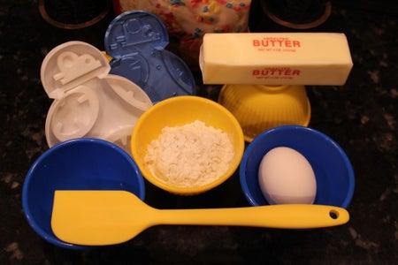 Prepare Your Sugar Cookie Dough