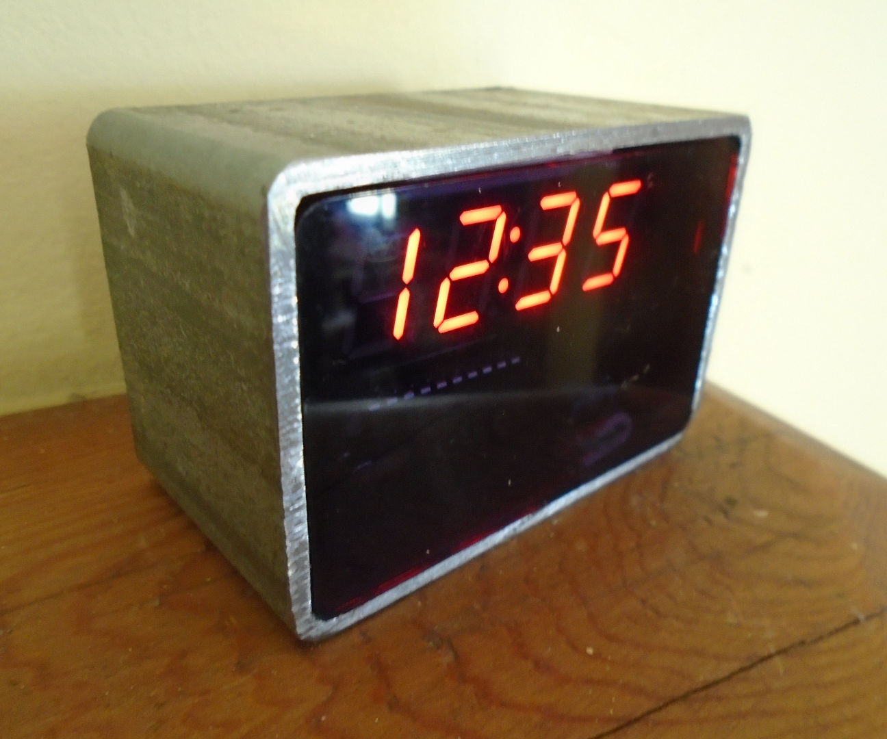 Bomb proof clock