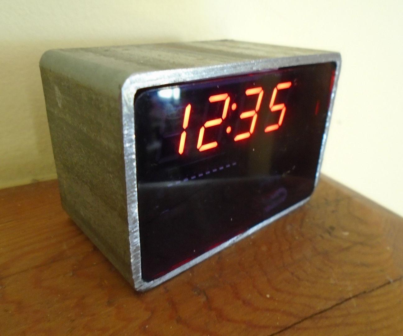 Bomb proof clock
