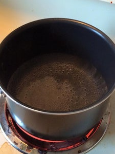 Boil Water for 3~4 Minutes