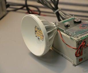 Digitally Controlled BIG LED Lamp