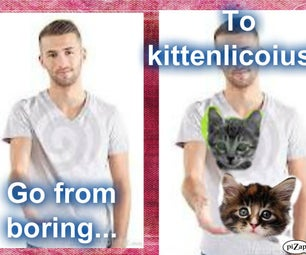 How to Make Your Clothes More Purr-fect!