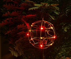 Glowing Ornament