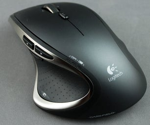 Logitech Performance MX mouse disconnecting, red light flashing eight times, green lights flashing (all three) FIXED :)