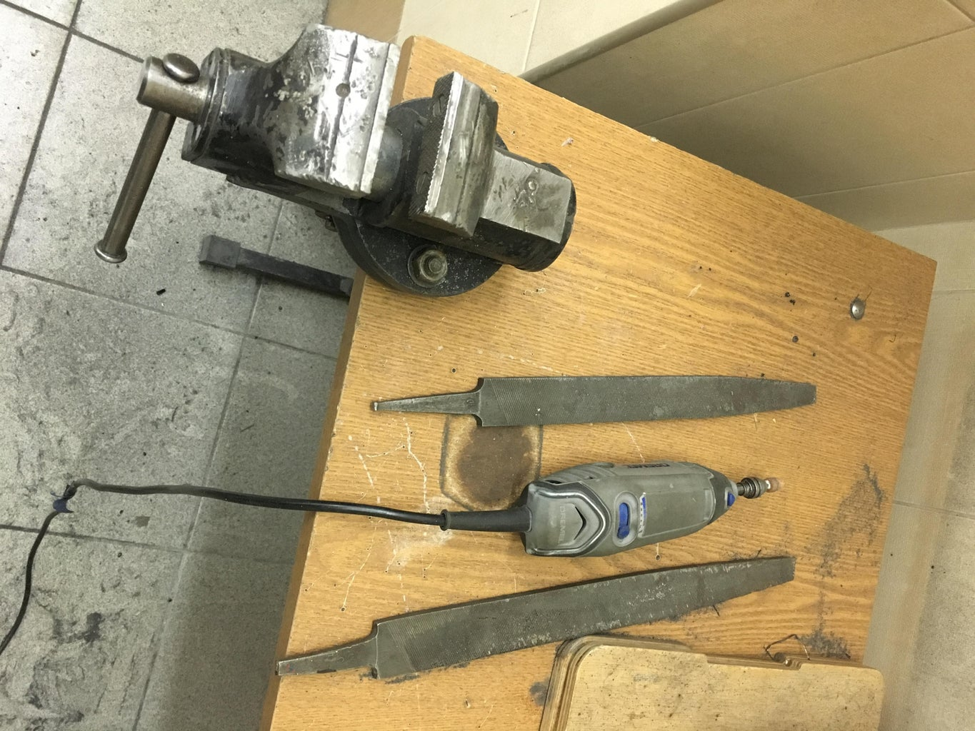 Tools and Material