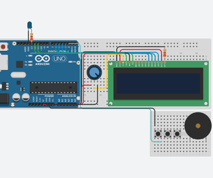 Arduino Video Game Console