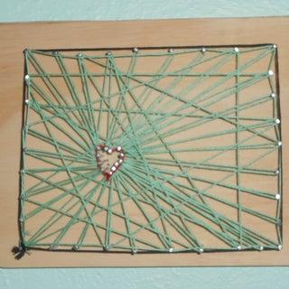 String Art Map