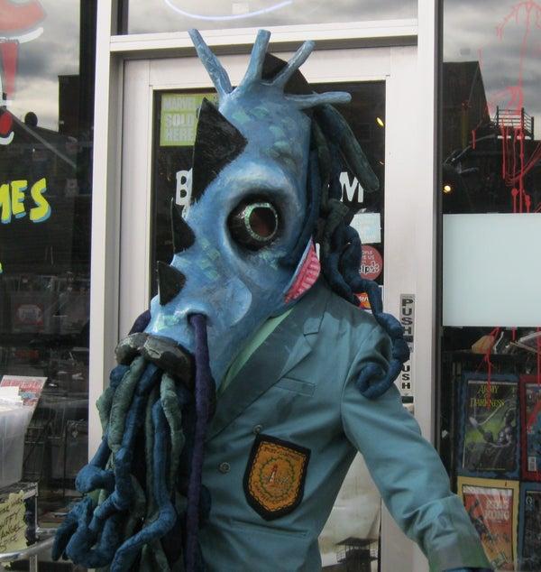 Spawn of Cthulhu Mask!