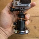 GoPro Magnetic Mini Ball Head Mount