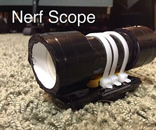 Nerf Scope