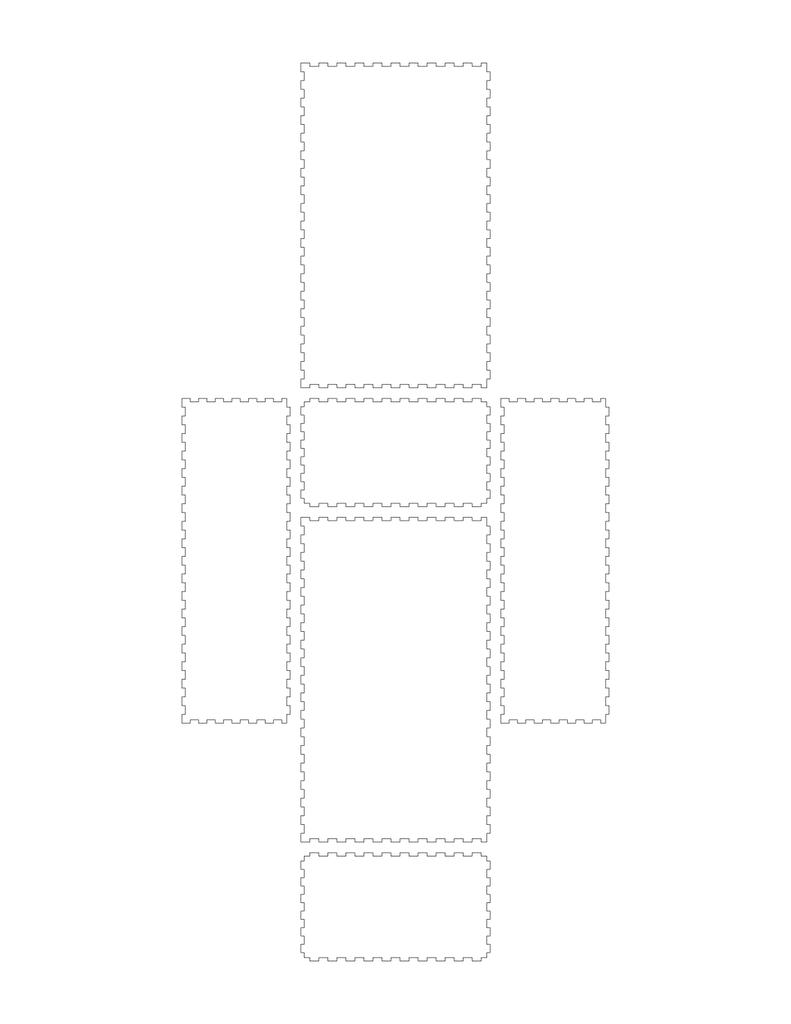 Design Prototypes - Laser Cutting