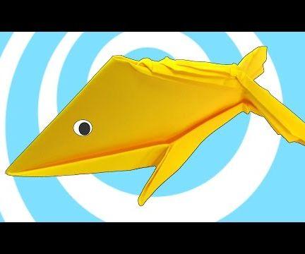Printing Paper Origami Fish