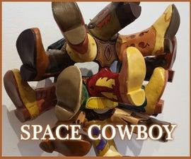 Space Cowboy Mask