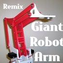 "Giant Robot Arm ""meArm"" Remix"