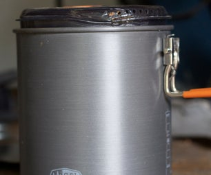 Minimalist Ultralite Pot Lid UPGRADE