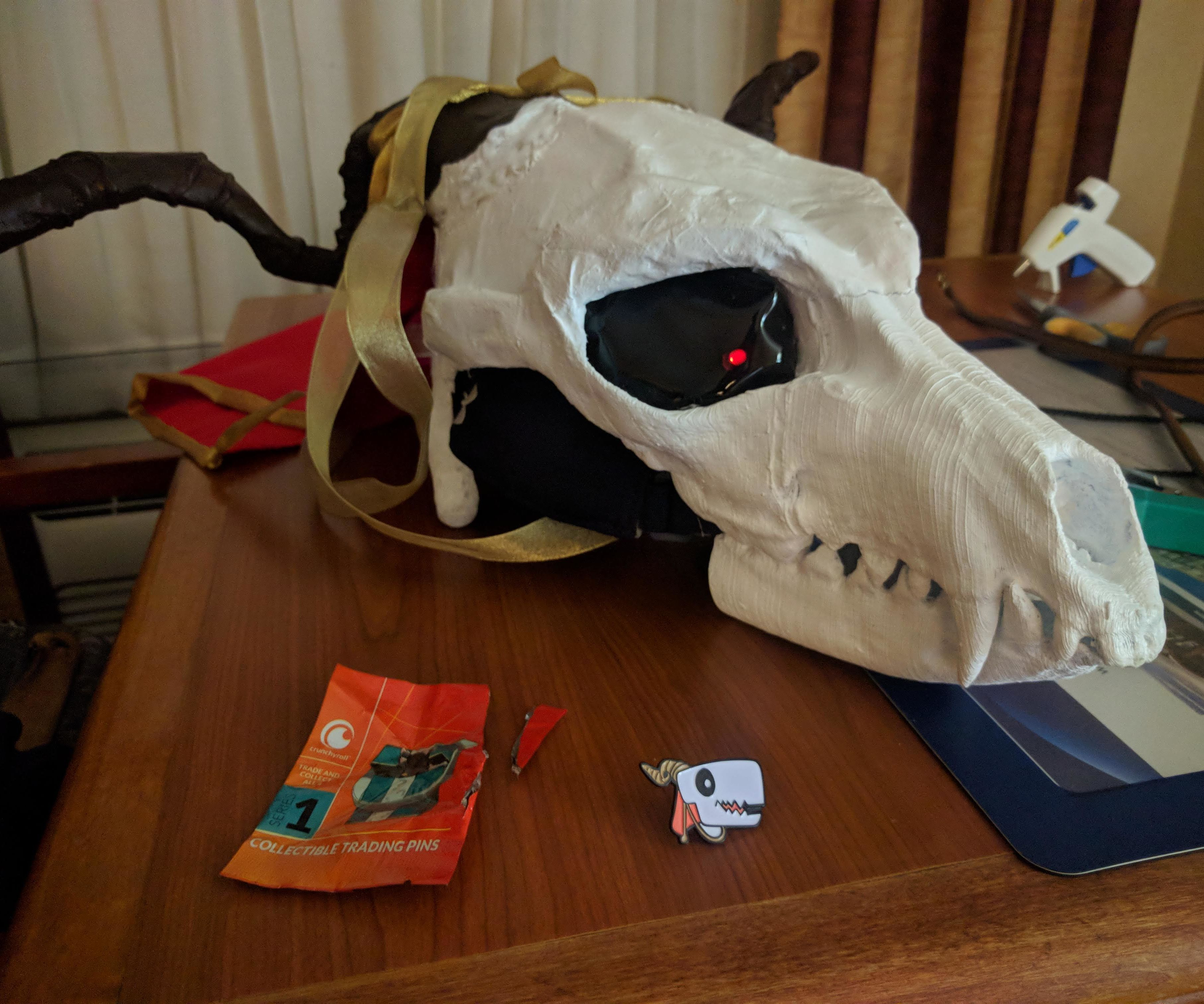 Cosplay Headgear: Elias Ainsworth From the Ancient Magus' Bride
