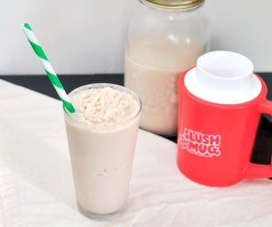 How to Make a Frappuccino Without a Blender
