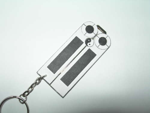 House Key Balisong (Actual Instructable)
