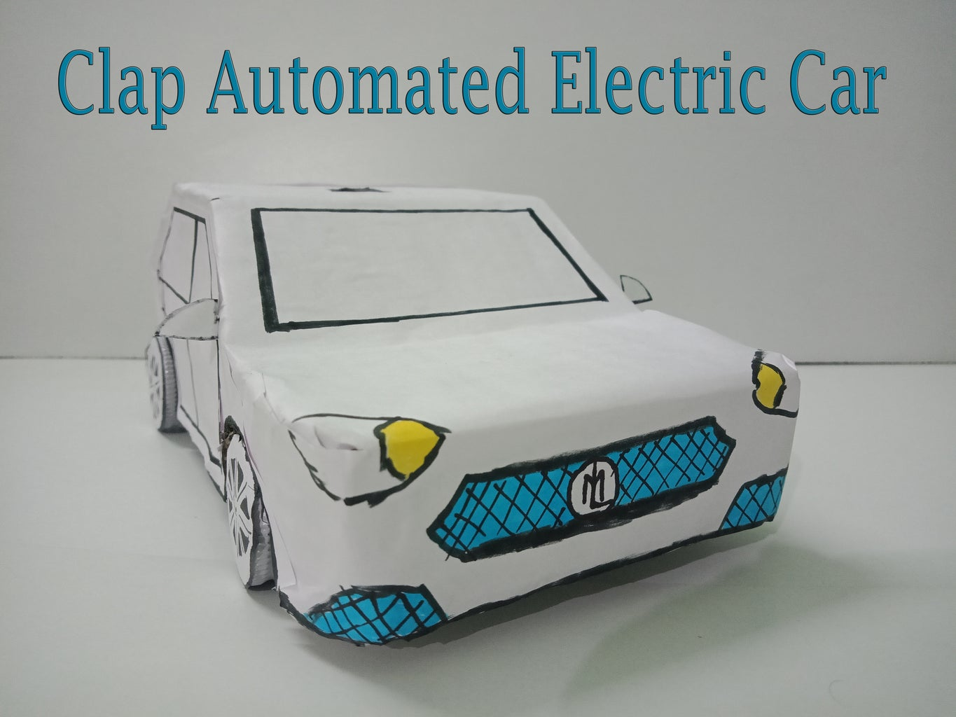 DIY || Clap Automated Electric Car || Without Arduino
