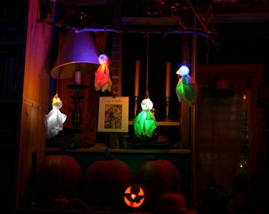 LED Ghosts