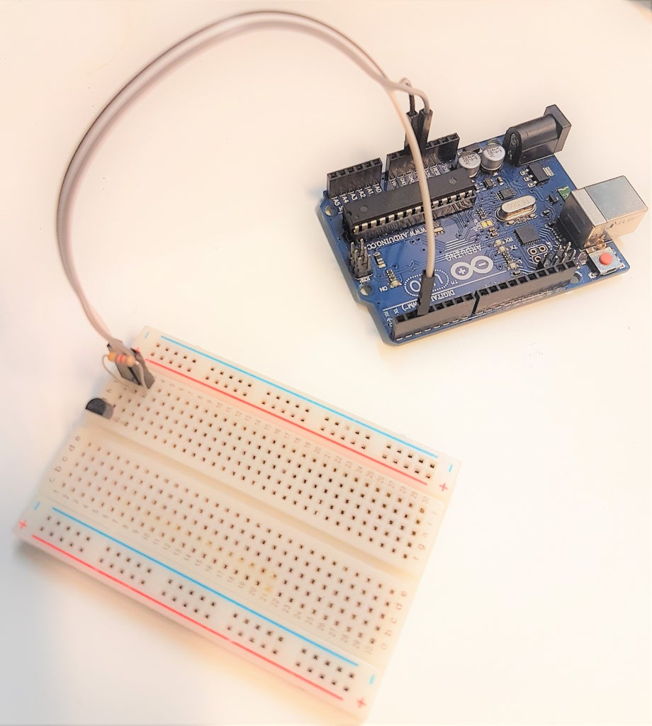 Get the Serial Number of a DS18B20 With an Arduino