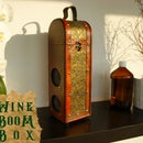 Steampunk Wine-Boom-Box