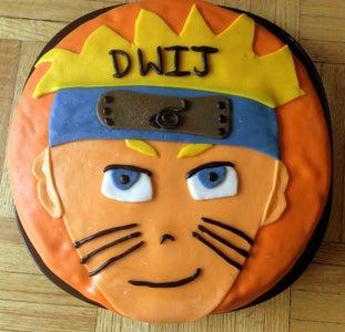 Roll Fondant and Assemble Final Cake: