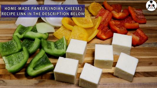 Homemade Paneer(Indian Cheese) Recipe