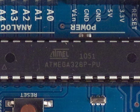 New ATMEGA328P-PU DIP-28 Microcontroller With ARDUINO UNO R3 Bootloader or Not
