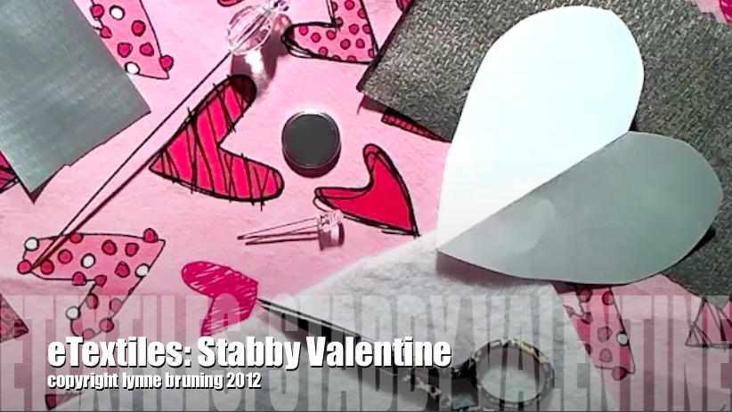 Be my Stabby Valentine!