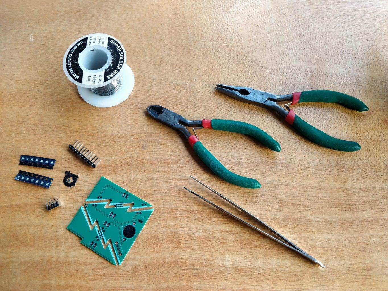 BOM, Tools and Skills Needed