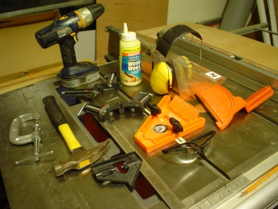 Supplies and Tools.