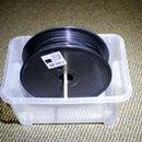 1€ filament spool holder