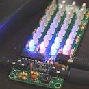 DIY Audio Spectrum LED Kit