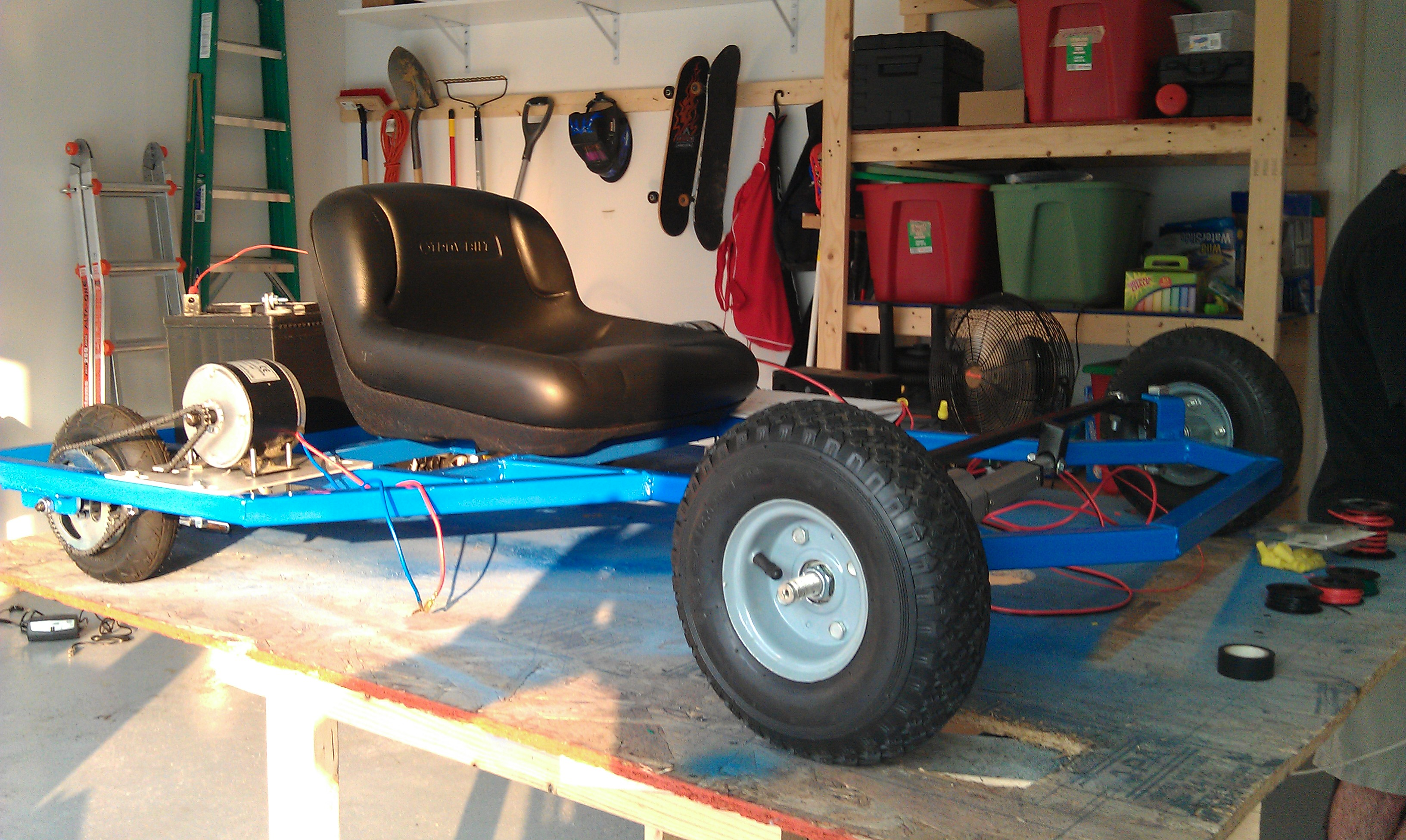 Wii Kart of Awesomeness - Instructable