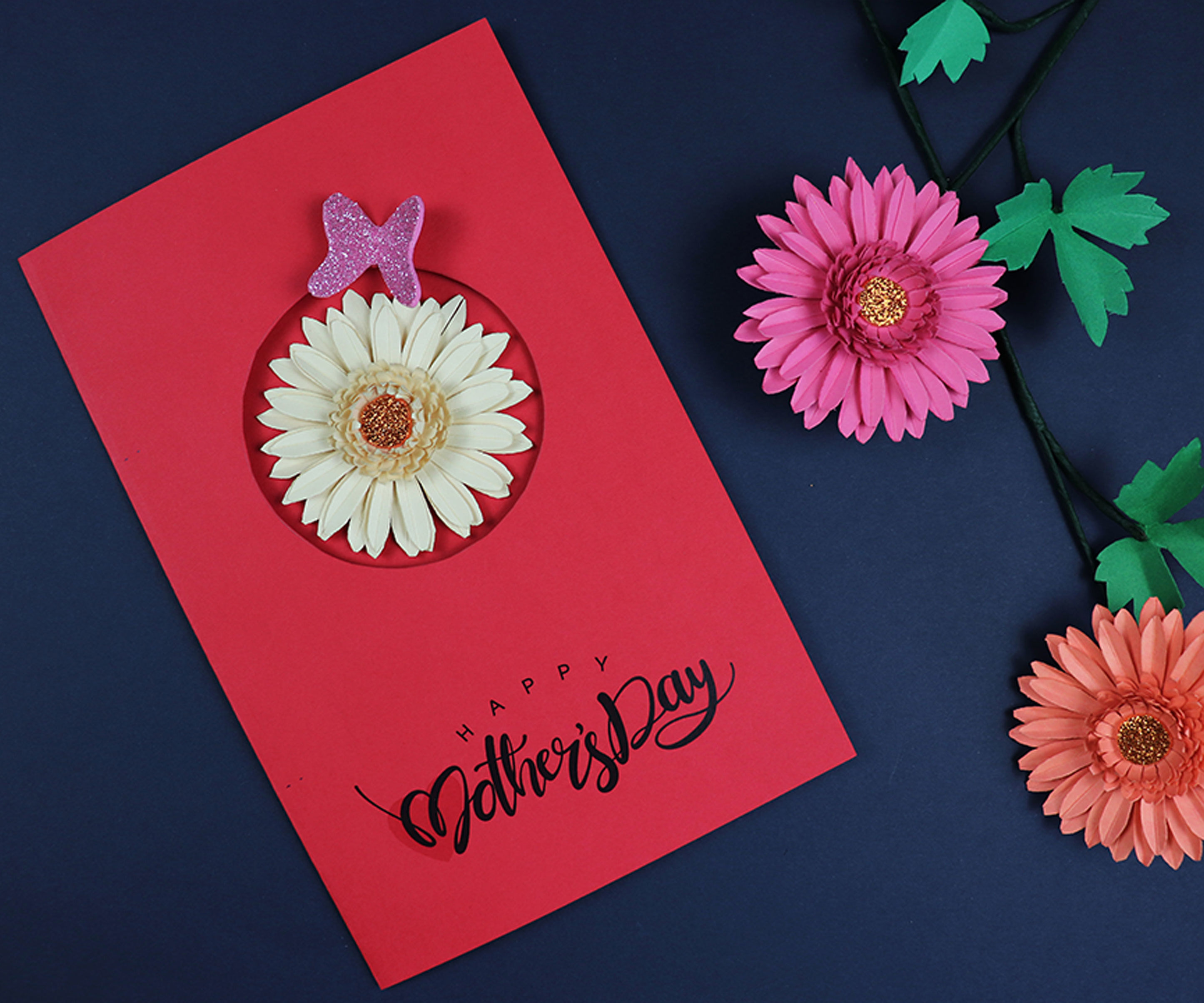 DIY Mother's Day Card   Mother's Day Card Making