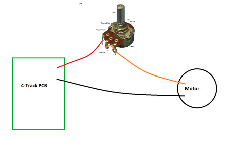 Wire Up a Motor Speed Control (Optional)