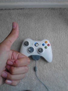 Cruise Control / Togle RT Button: XBOX 360 Controller Mod