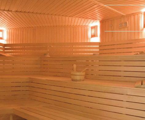 Trail Sauna