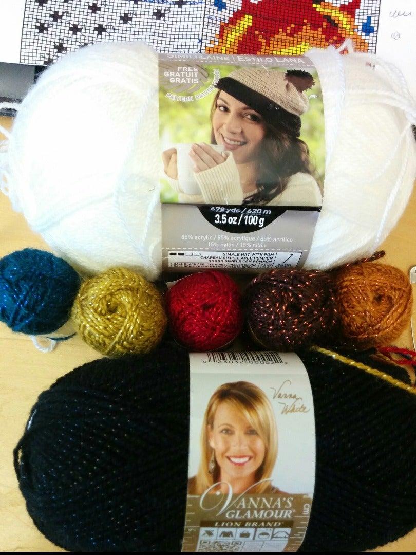 Yarn Selection and Needles