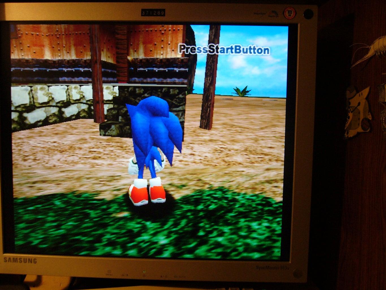 Sega Dreamcast VGA Mod