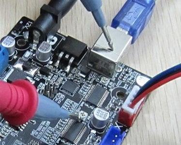 Motor Driver Voltage Regulation